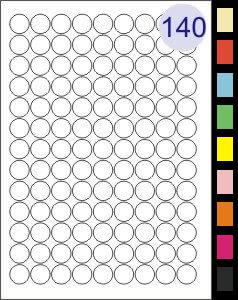 117 Labels Per Page