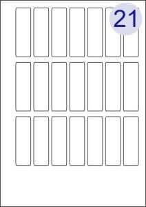 7 across x 3 down
