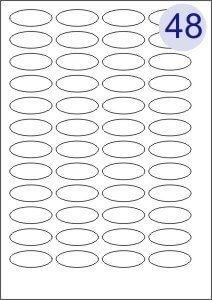 48 Labels Per Page