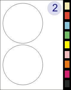 2 Labels Per Page