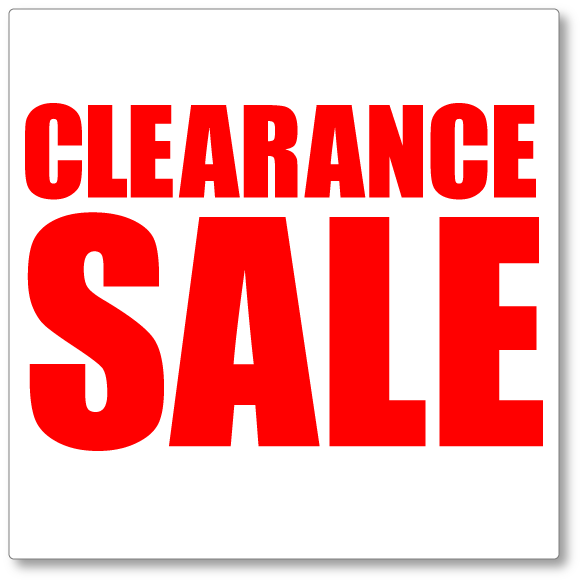 clearance-stickers